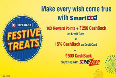 Get up to Rs 750 additional Cashback on your Flipkart / Amazon