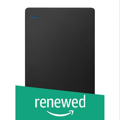 (Renewed) Seagate Game Drive 2 TB External Hard Drive Portable HDD – Compatible with PS4 (STGD2000400)