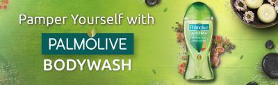 Palmolive Bodywash Aroma Morning Tonic Shower Gel - 250ml