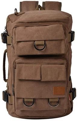 F Gear Ferret 24 Ltrs Brown Casual Backpack (2720)