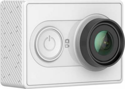 Yi 2K Sports and Action Camera  (White, 16 MP)