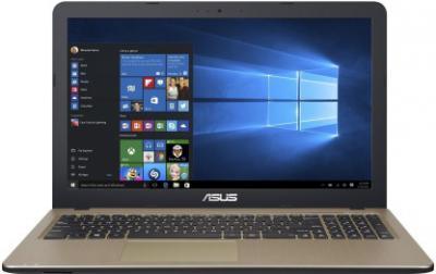 Asus APU Dual Core E1 - (4 GB/500 GB HDD/Windows 10 Home) X540YA-XO547T Laptop (15.6 inch)