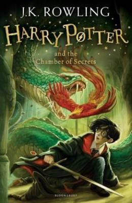 Harry Potter and the Chamber of Secrets (English, Paperback, J. K. Rowling)