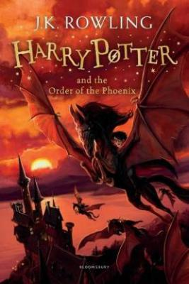 Harry Potter and the Order of the Phoenix (English, Paperback, Rowling J. K.)