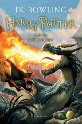Harry Potter and the Goblet of Fire (English, Paperback, Rowling J. K.)