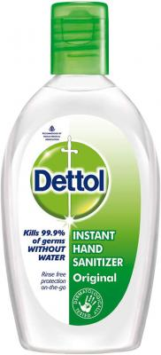 Dettol Instant Hand Sanitizer - 50 ml...
