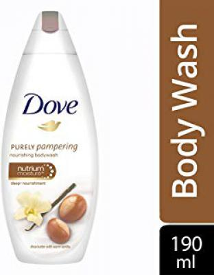 Dove Body Wash,Lotions & Shampoos Upto 53% Off