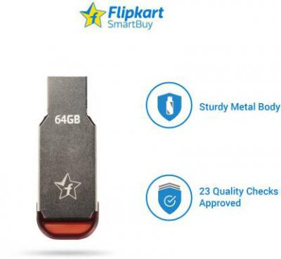 Flipkart SmartBuy USB30MS6401 64 GB USB 3.0 Pen Drive