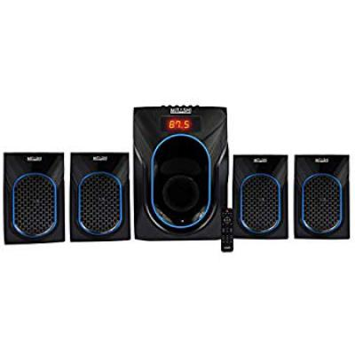 Mitashi HT 4465 BT 4.1 Channel Home Theatre System with Bluetooth (Black)