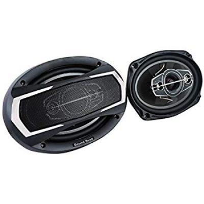 Sound Boss SB-6999 6X9 Inch. 4Way Performance Auditor 680W Max Coaxial Car Speaker (Black)