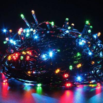 MLD 900 inch Multicolor Rice Lights