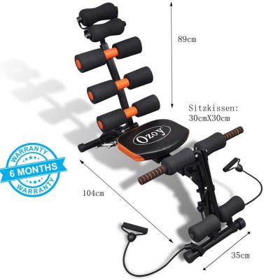 Owme Six Pack Abs Exerciser/Six Pack Machine 20 Different Mode for Exercise and Fitness Without Cycle