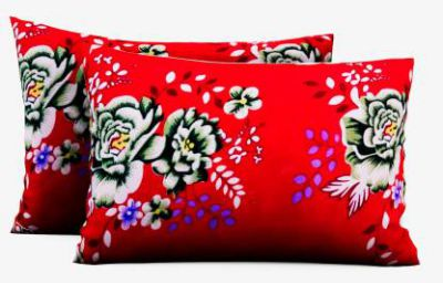 Iws Pillow Covers (Pack of 2) at Rs 149