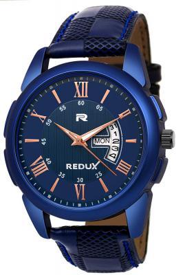 Redux Analogue Blue Dial Men's & Boy's Watch
