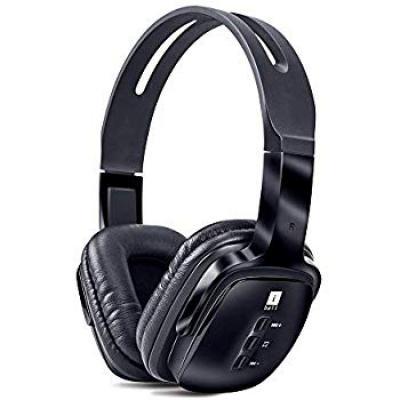 iBall Pulse BT4 Neckband Wireless Bluetooth Headphones with Mic