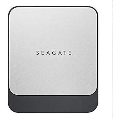 Seagate Fast SSD 500 GB External Solid State Drive Portable (STCM500401)