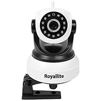 Royallite Wireless HD IP WiFi CCTV Indoor Security Camera