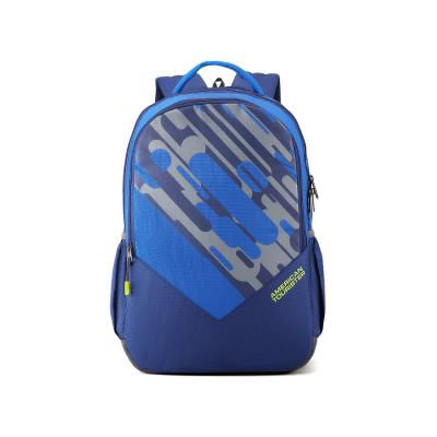 American Tourister 29 Ltrs Blue Casual Backpack (AMT Mist SCH BAG01)