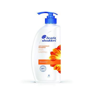 Head & Shoulders Anti Hairfall Shampoo, 650ml