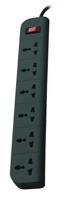 Belkin Essential Series F9E600zb2MGRY 6-Socket Surge Protector