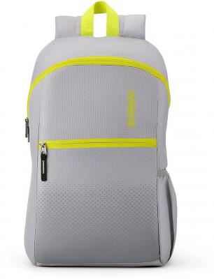 American Tourister AMT DASH SCH BAG 01 - GREY 19.5 L Backpack Grey