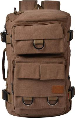 F Gear Ferret 24 Ltrs Brown Casual Backpack