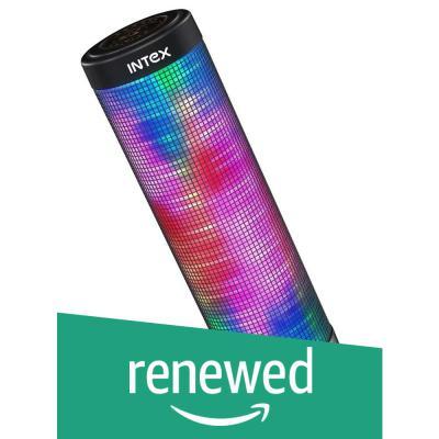 (Renewed) Intex IT-16SBT Bluetooth Speakers (Black)