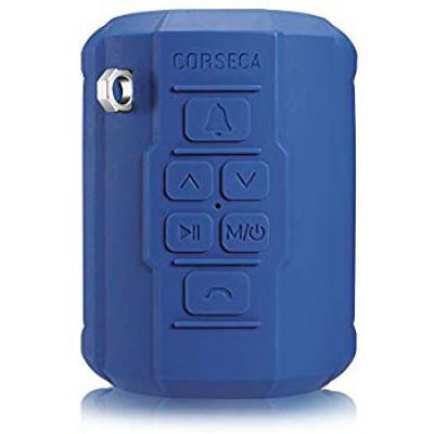 (Renewed) Corseca DMS2700BT Roadie Bicycle Waterproof, Dustproof & Shock Resistant Wireless Bluetooth Speaker