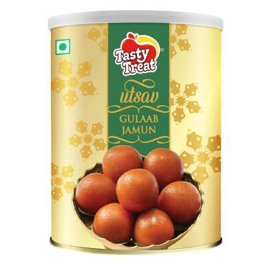 Tasty Treat Gulab Jamun Tin, 1Kg