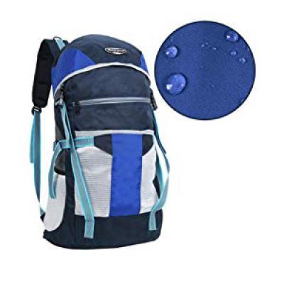 POLE STAR TREK 44 Lt Blue grey Rucksack I Hiking backpack