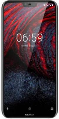 Nokia 6.1 Plus (64 GB Storage) (4 GB RAM)