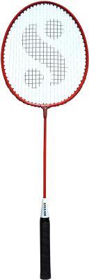 Silver SIL-SMASH Aluminum Badminton Racquet