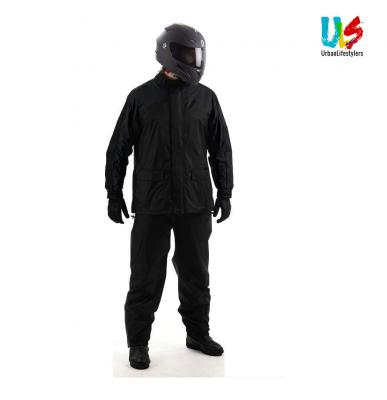 UrbanLifeStylers Storm Breaker Complete Rain Suit with Carry Bag
