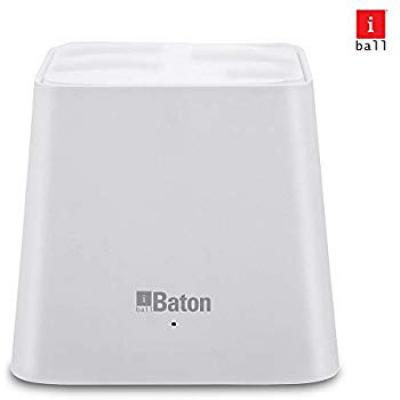 iBall WebWork 1200M Smart AC Whole Home Wi-Fi Mesh Router iB-WRD12EM
