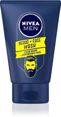 Nivea Men, Beard and  Face Wash