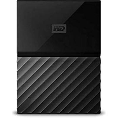 WD My Passport 4TB Portable External Hard Drive
