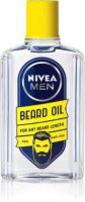 Nivea Men Beard Oil Hair Oil
