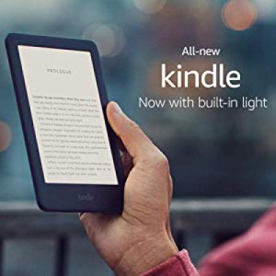 All-New Kindle (10th Gen), 6 inch Display now with Built-in Light, 4 GB, Wi-Fi