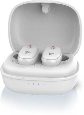 Syska IEB300 EAR GO WIRELESS EARPHONES Bluetooth Headset with Mic (In the Ear)