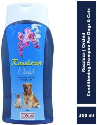 Orchid Dog and Cat Pet Shampoo