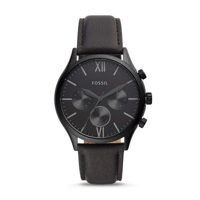 Fossil Fenmore Multifunction Black Dial Men's Watch -BQ2364