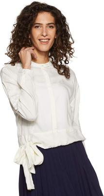 Being Human Women's Plain Loose fit Top
