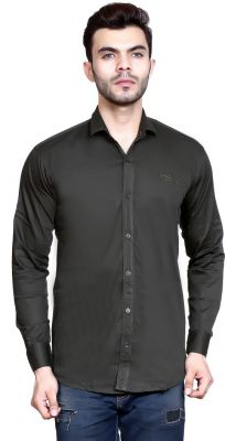 Minimum 70% Off on Mens Solid Shirt