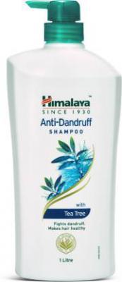 Himalaya Anti-Dandruff Shampoo  (1 L)