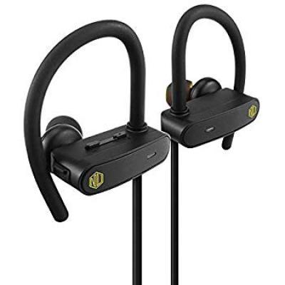 Nu Republic Nu Enrgy Wireless Earphones with Mic