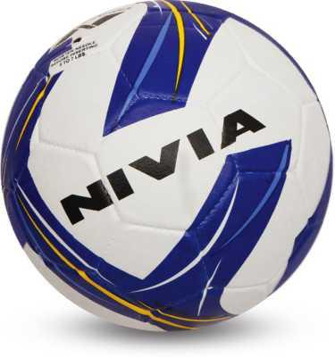 Nivia Storm Revolution Football - Size: 5 - Buy Nivia Storm Revolution Football - Size: 5 Online at Best Prices in India