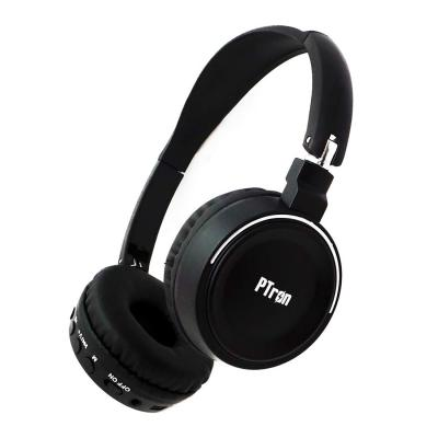 PTron Trips Headphone Wireless On Ear Earphone Bluetooth Headset with Mic for All Smartphones