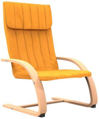 Forzza Eva Kid's Chair (Matt Finish, Yellow): Amazon.in: Home & Kitchen