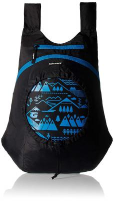 GEAR Black and Blue Kids Backpack (3-5 years old)