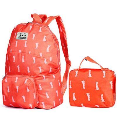 Barbie Pink School Backpack (MBE-MAT371)
